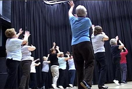 Fit 2 Dance - Sways