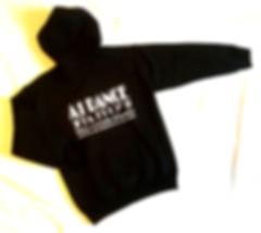 A1 Dance Hoodie - Back