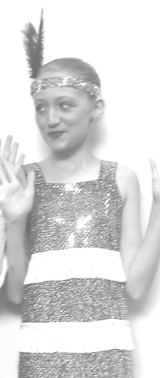 A1 Dancer - Backstage