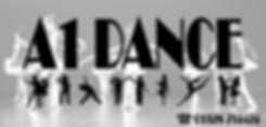 A1 Dance Logo & Ballet Image Background