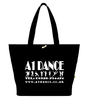 A1 Dance Tote Bag