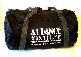 Barrel Bag - A1 Dance