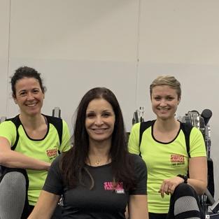 Trainer für Bewegungs-Therapie