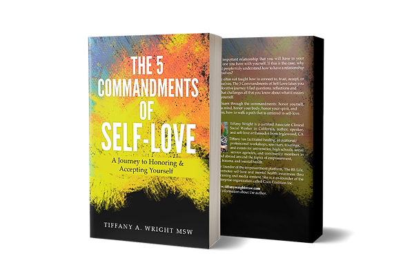 Commandments of Self Love final 3d mock.