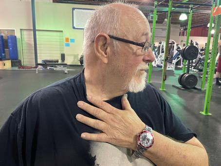 Longevity, Fitness And The Legendary Tomahawk