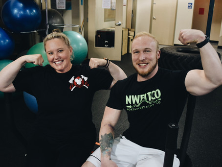 NWFitFam Interview: Angela Cook And Preston Henman