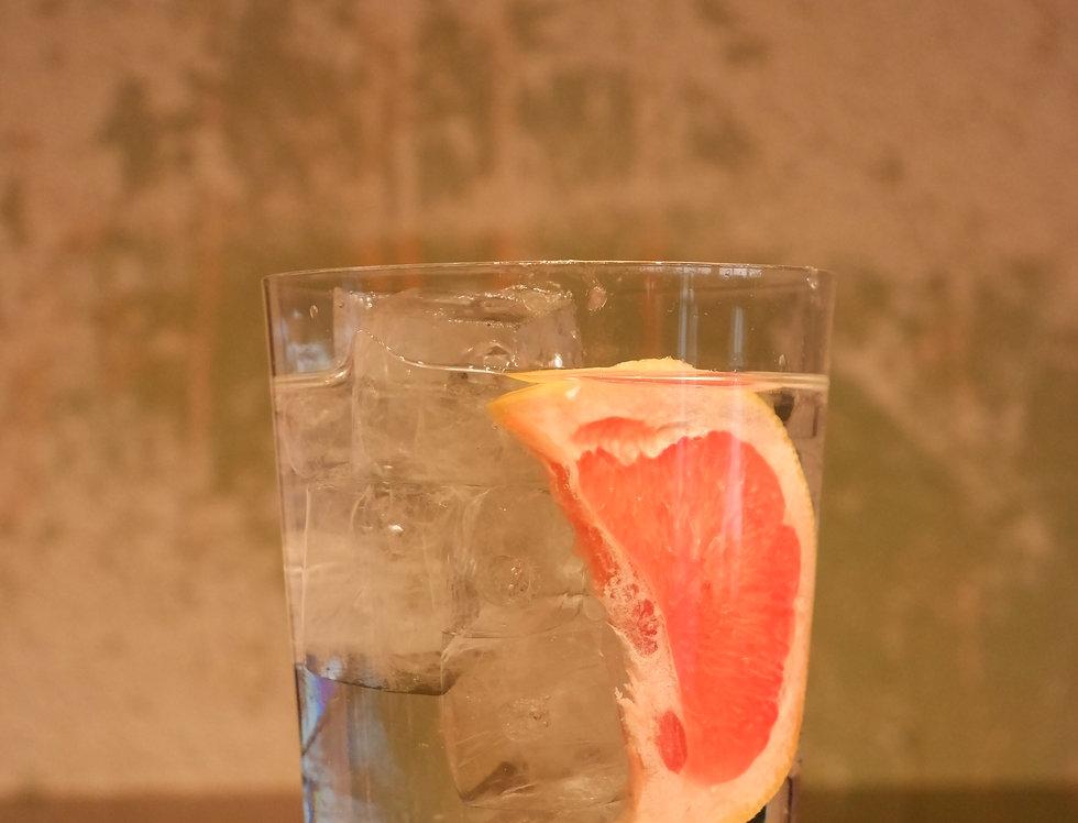 Non-alco Seedlip Spice +Elderflower tonic