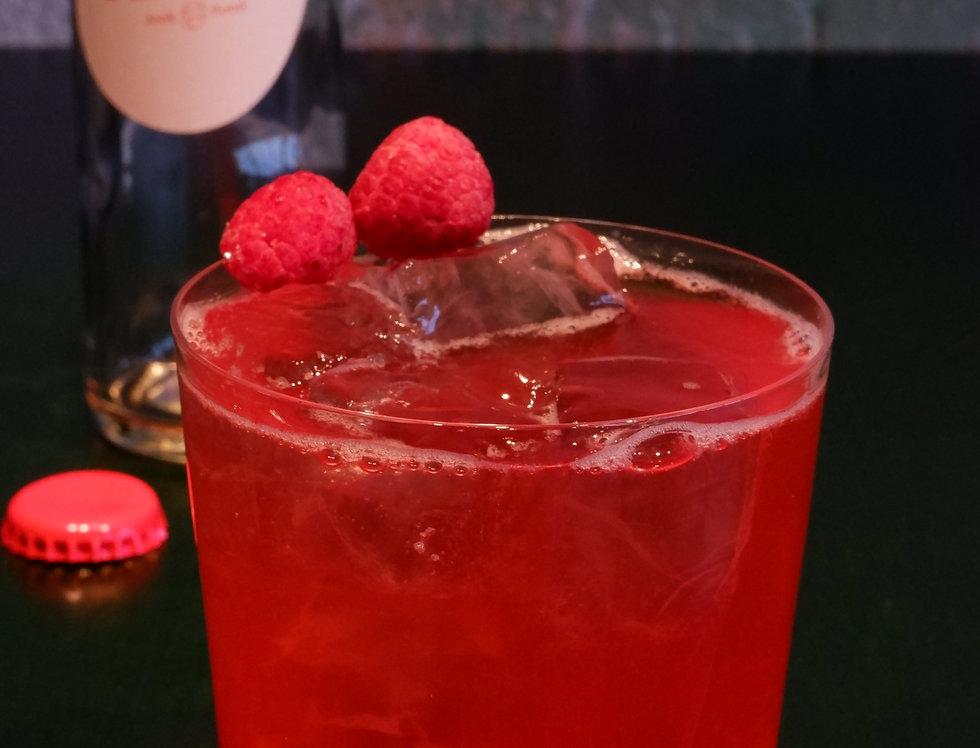 Raspberry Collins (alkoholivaba)