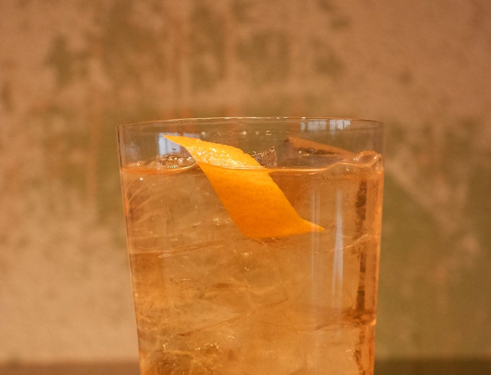 Juniperium Winter Gin + Fevertree tonic