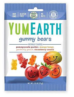 YumEarth Gummy Bear