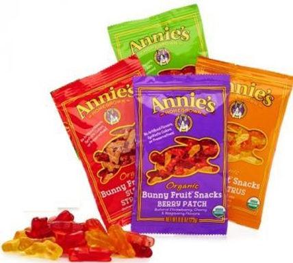 Annie's Organic Bunny Fruit Snacks