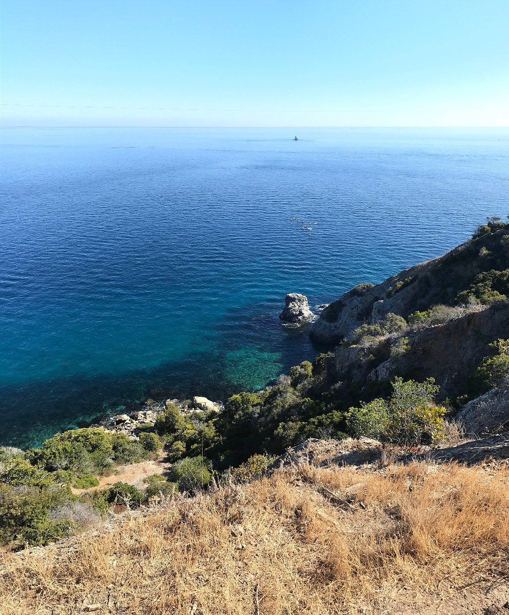 Catalina Clear Water