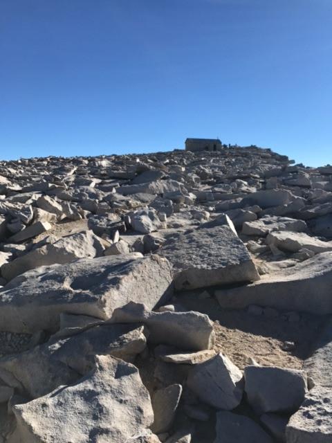 Mt Whitney Summit Hut