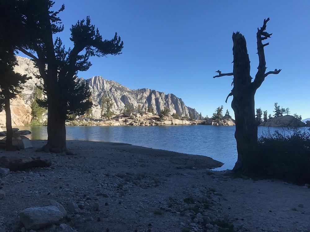 Mt Whitney Lone Pine Lake
