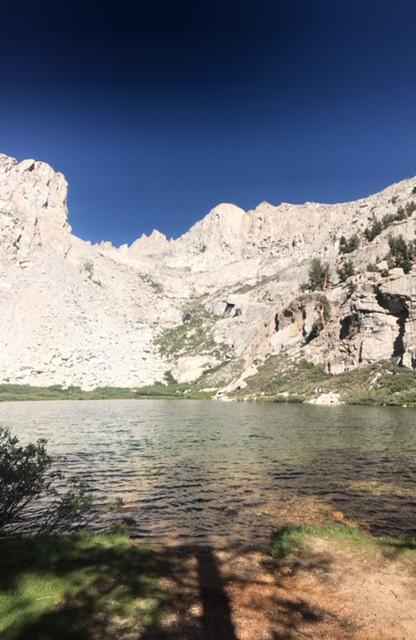 Mt Whitney Fresh Water