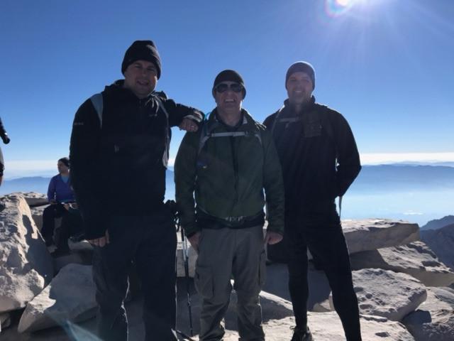 Mt Whitney Summit Brits
