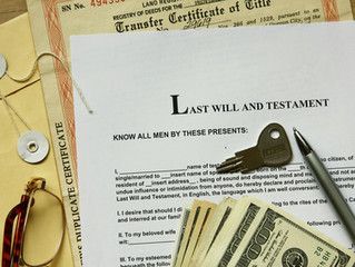 Having a Will Can Save Your Estate Big Money