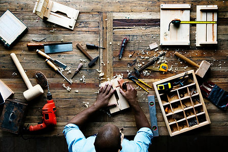 aerial-view-carpenter-man-working-with-t
