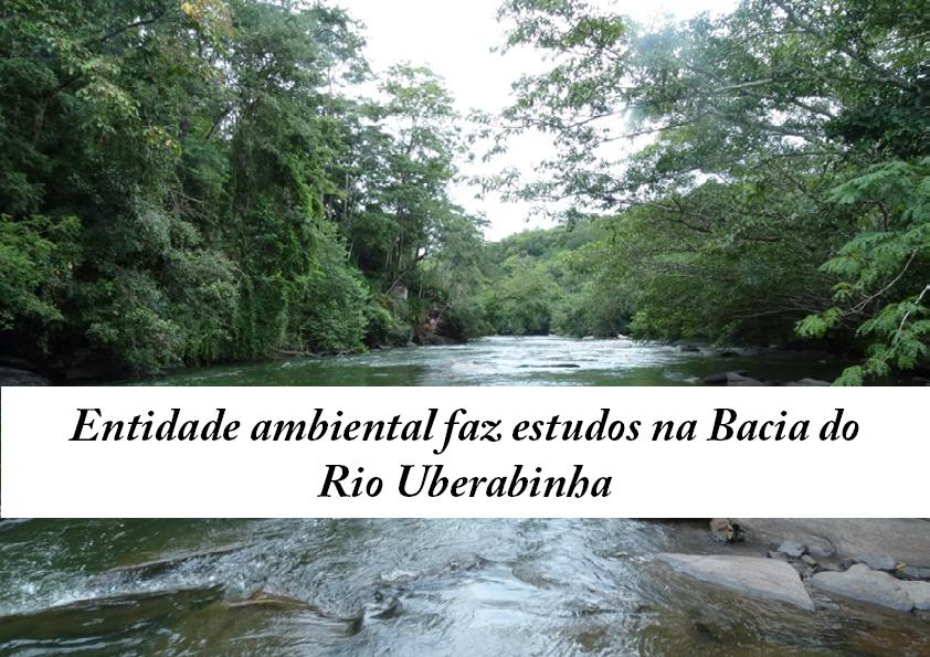 Entidade ambiental faz estudos na Bacia