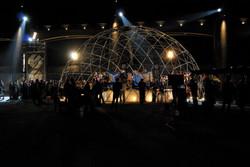 Deadmau5 Video Shoot