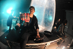 Crown the Empire Video Shoot