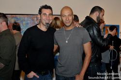 Serj Tankian & Tom Morello