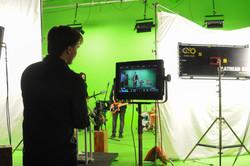 The Gitas Video Shoot