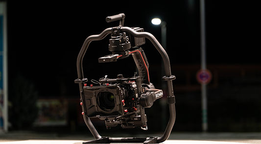 DJI Ronin R2 with RED camera