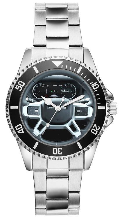 Land Rover Defender Cockpit Uhr 20991