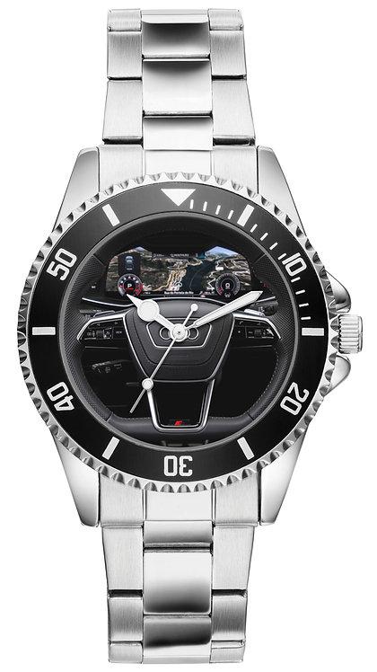 Audi A6 Tacho Cockpit Uhr 20861