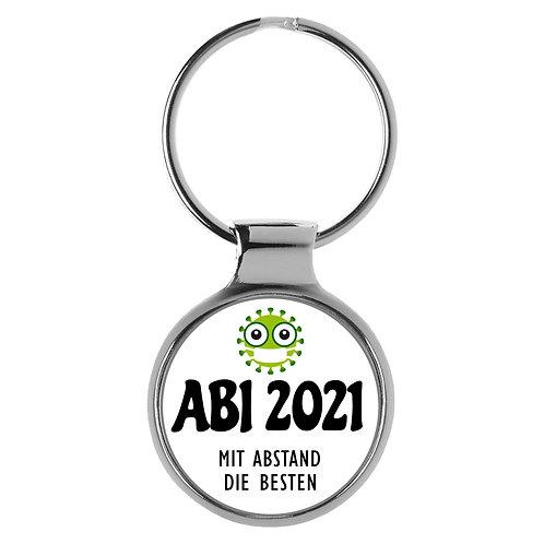 Schlüsselanhänger ABI 2021 CORONA Geschenk A-90190