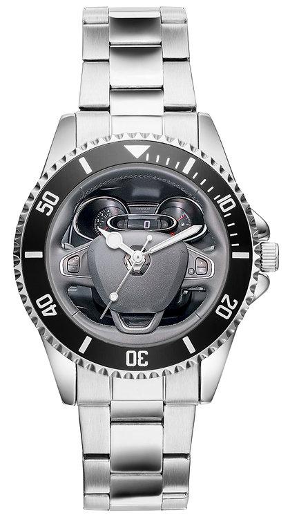 Renault Clio Cockpit Uhr 20998