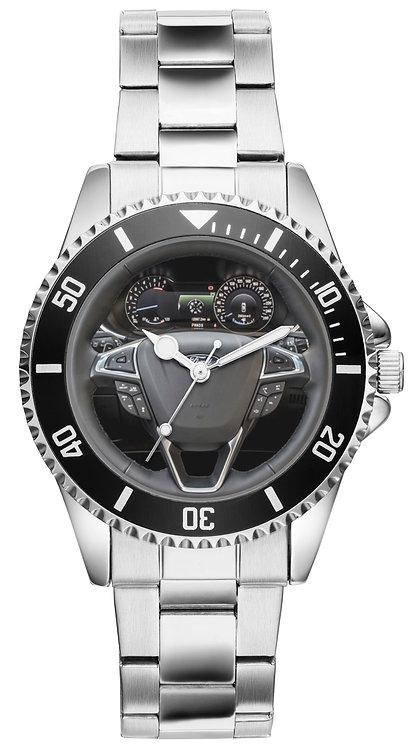 Ford Edge Cockpit Uhr 20946