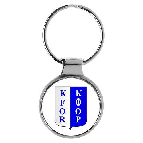 KFOR 3D Schlüsselanhänger Key Chain Ring A-9551