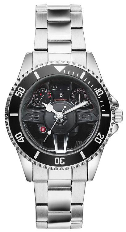 Alfa Romeo Giulia  Cockpit Uhr 10113