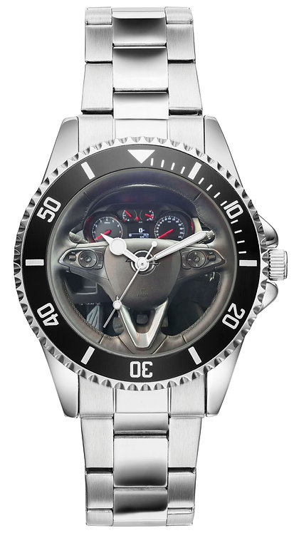 Opel Crossland Cockpit Uhr 21043