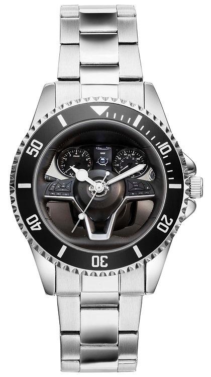 Nissan Rogue 2017 Cockpit Uhr 20489