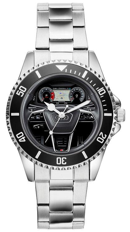 Audi S6 Tacho Cockpit Uhr 20838