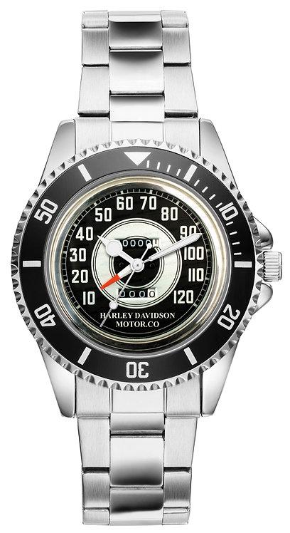 Harley Davidson Tacho Uhr 10018