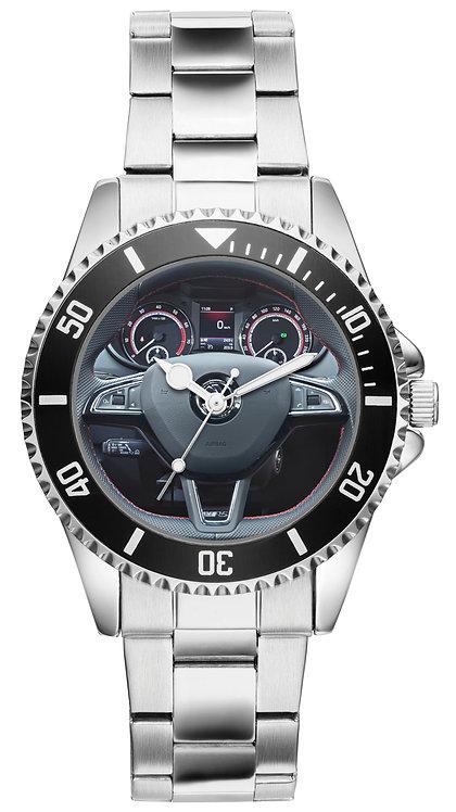 Skoda Octavia RS Tacho Cockpit Uhr 20853