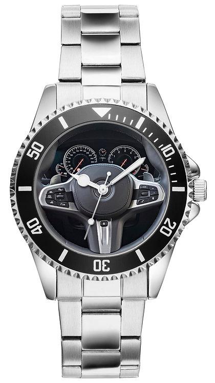 BMW X3  Cockpit Uhr 20636