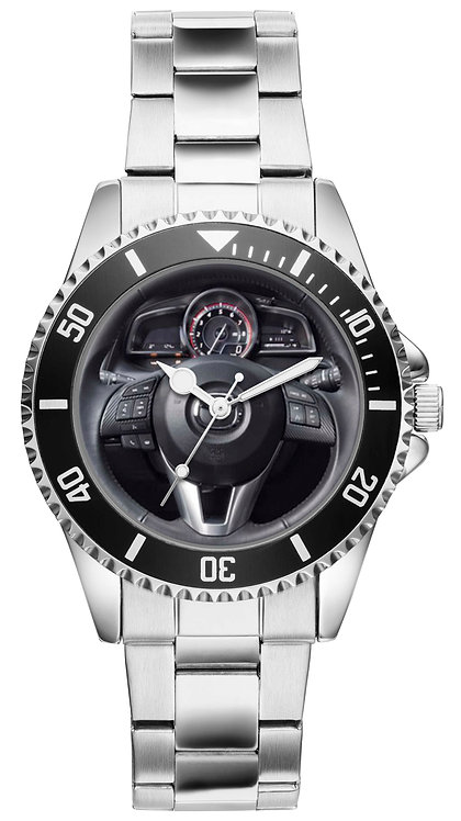 Mazda CX3 Cockpit Uhr 20771