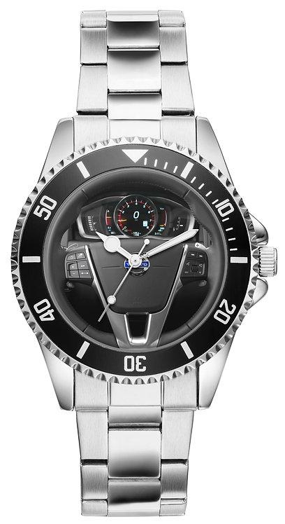 Volvo XC60  Cockpit Uhr 10127