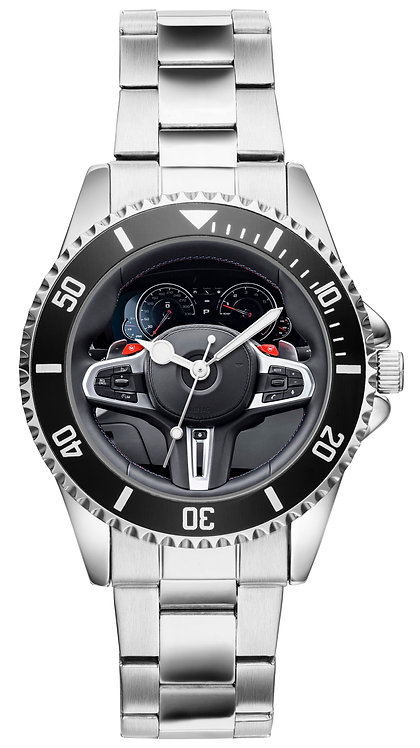 BMW M5 F90  Cockpit Uhr 20639
