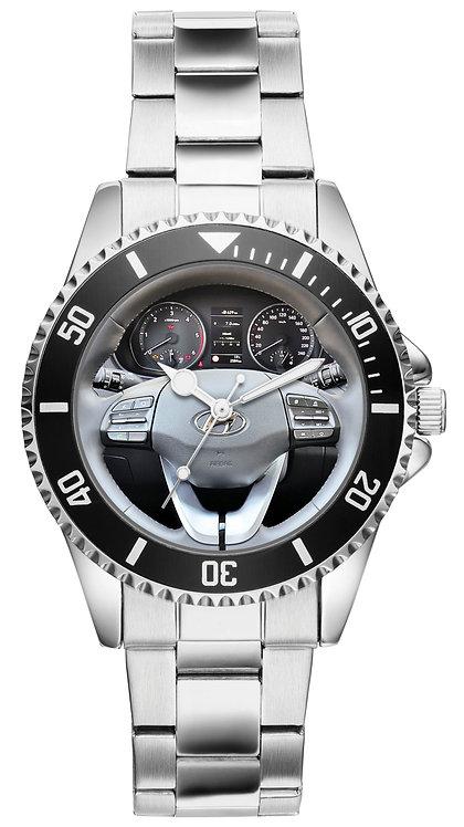Hyundai i30 Cockpit Uhr 20927
