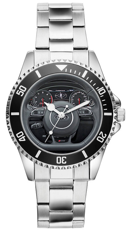 Audi RS6 Tacho Cockpit Uhr 20871
