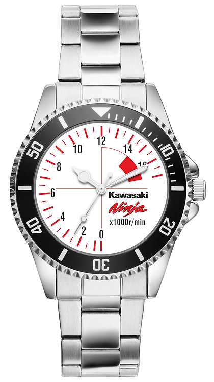 Kawasaki Ninja Tacho Drehzahlmesser Uhr 20823