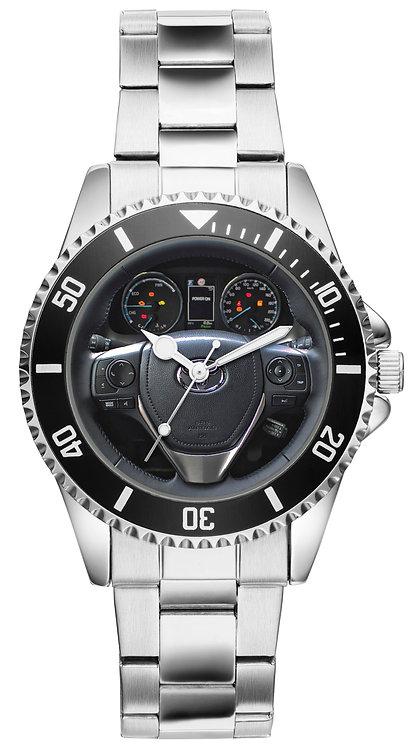 Toyota RAV 4 Hybrid Cockpit Uhr 21039