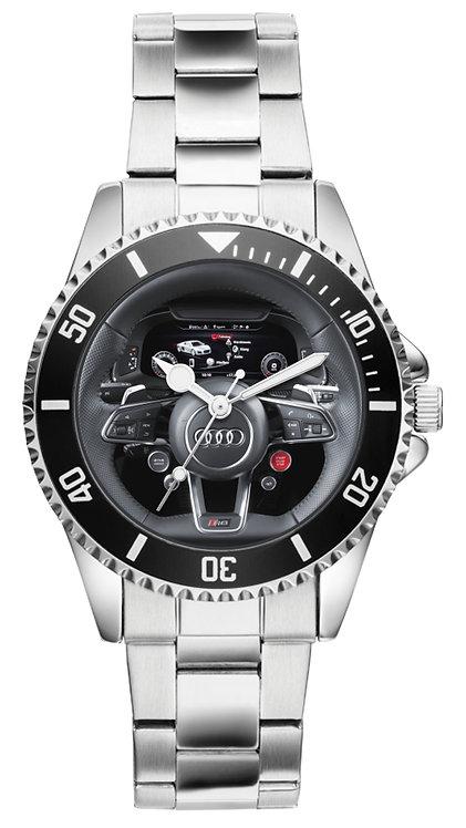 Audi R8 Cockpit Uhr 10067