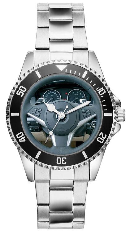 BMW 5er E60 Cockpit Uhr 20986